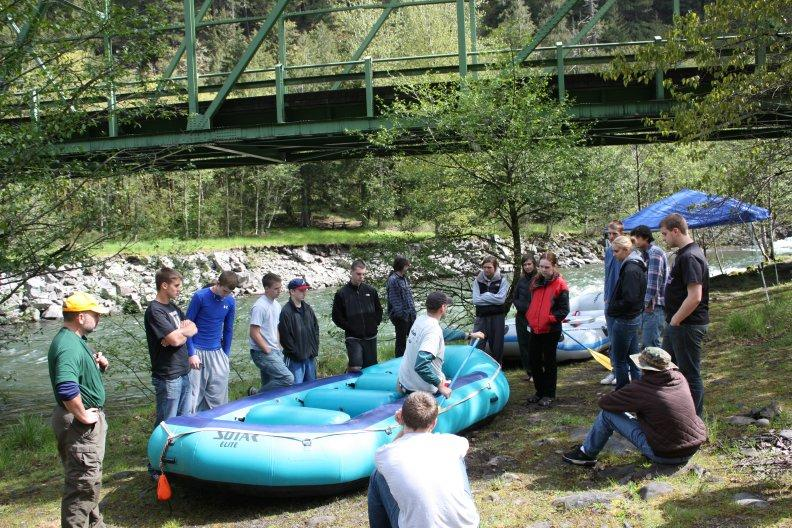 Portland, Clackamas, Estacada, OR Guide Training